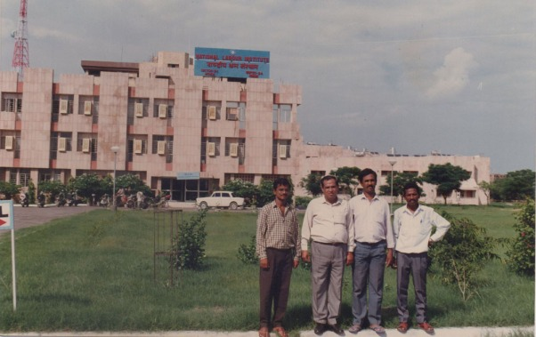 Attendees from SHAPE after a Central Government Conference on Child Labor - Noida