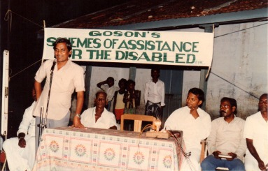 Physically challenged - Rights