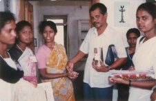 Medical Awareness Joint Venture(SHAPE and Govt. of Tamil Nadu) Project - 1999
