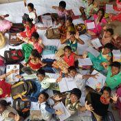 Beneficiaries from Nookambadi village
