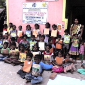 Literacy Centre, Mepapambadi Village
