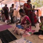 Women working to make Tiruvannamalai, a plastic free zone