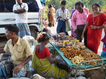 Fare conducted by SHAPE for Nookambadi Village Dalit People