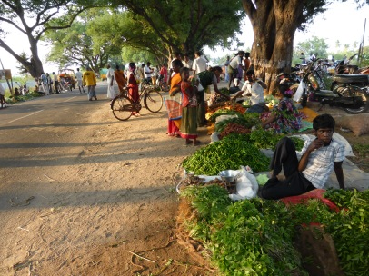 Vegetable fare organized by SHAPE in Anaipirandhan