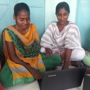 Computer Training Beneficiaries