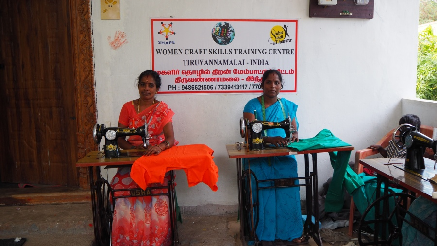Fashion designing training