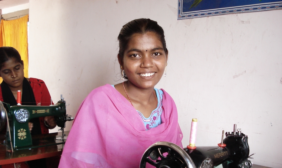 HIV victim learning tailoring