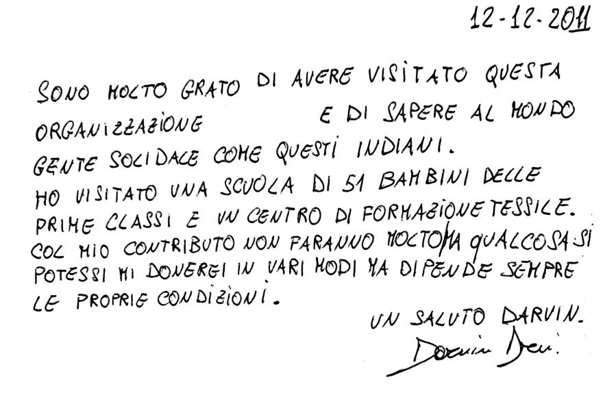 Mr. Drew, Italy (2011)