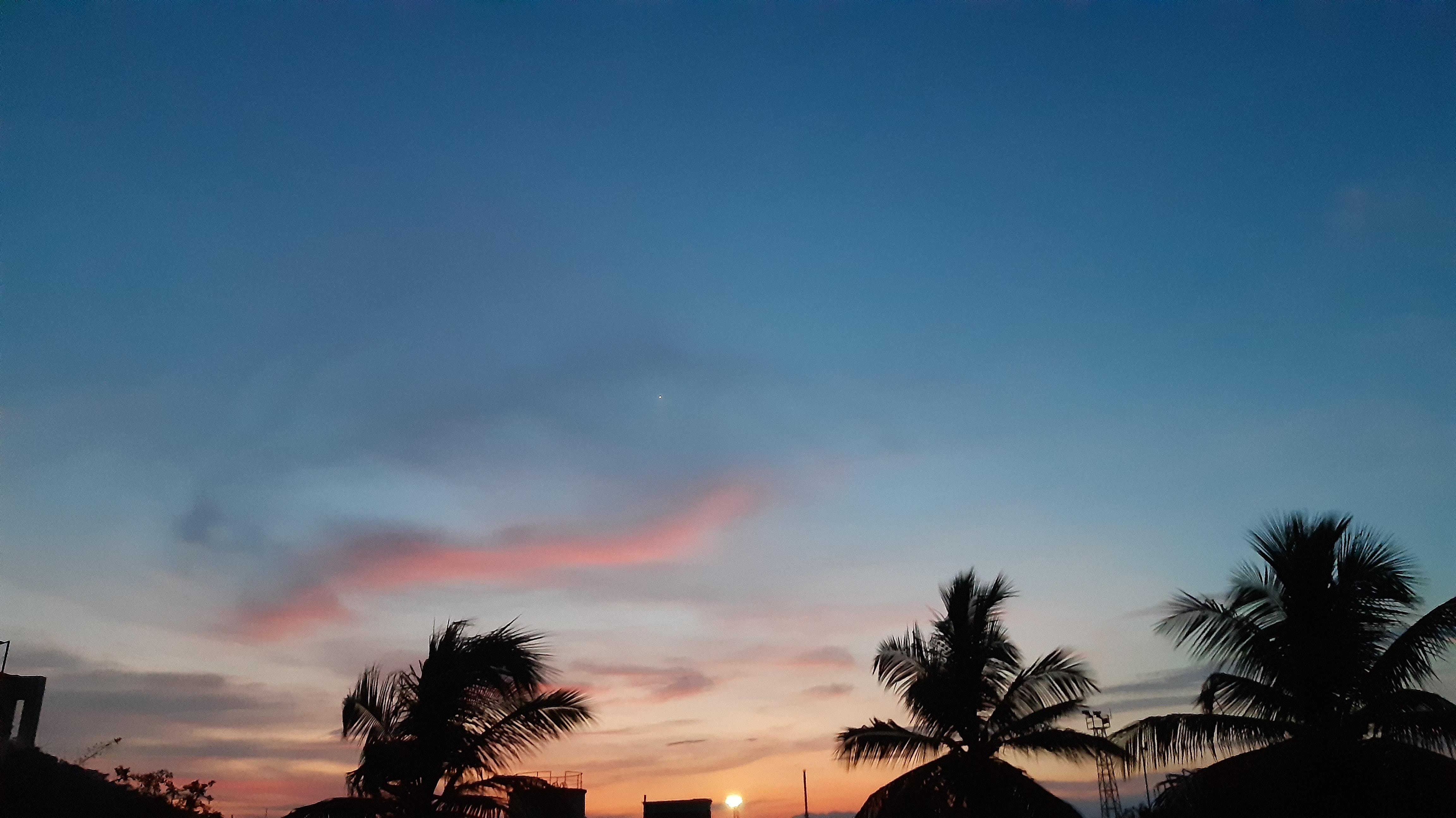 Sunset - Tiruvannamalai