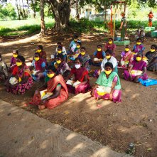 Tiruvannamalai and Villupuram